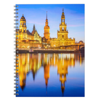 Photo Notebook (80 Pages B&W) Dresden
