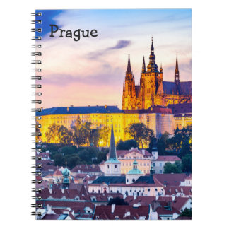 Photo Notebook (80 Pages B&W) Prague