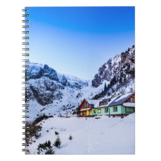 Photo Notebook Malaiesti, Bucegi mountain