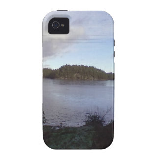 Photo of a Small Lake Case-Mate iPhone 4 Cover