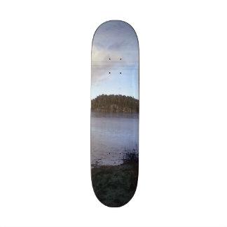 Photo of a Small Lake Skate Decks