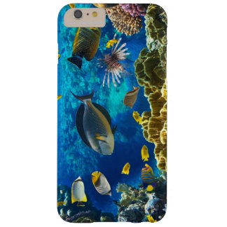 Photo of a tropical Fish on a coral reef Barely There iPhone 6 Plus Case