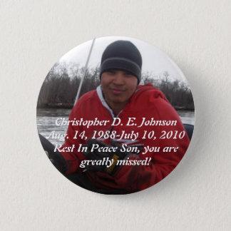 Photo of Chrisj 2 Inch Round Button