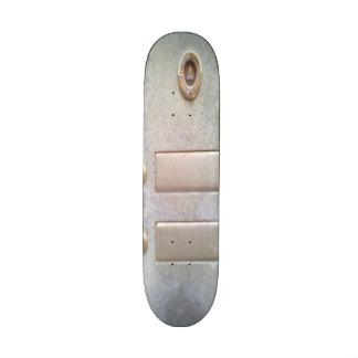 Photo of Metal Skateboard Deck