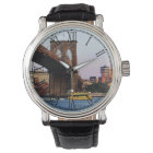 Photo of the Brooklyn Bridge in NYC Watch