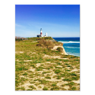 photo print of mtk lighthouse