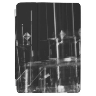 photo protection ipad black and white abstract iPad air cover