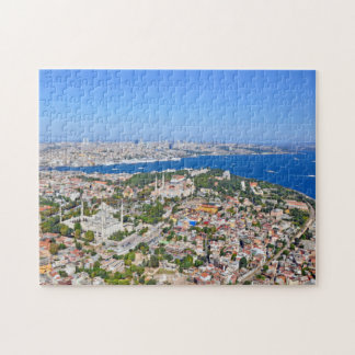 Photo Puzzle with Gift Box: Istanbul - Sultanahmet