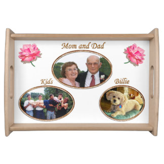 Photo Serving Tray for Mom SPECIAL ORDER