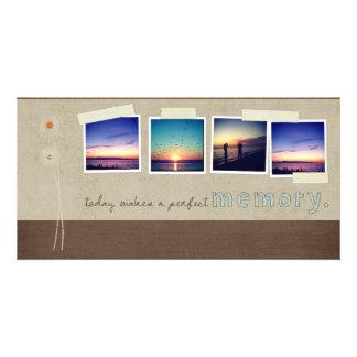 photo sharing photo card