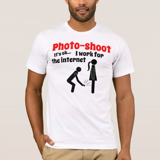 Photo-shoot T-Shirt