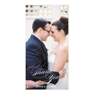 Photo Thank You Card Personalized Photo Card