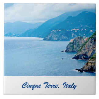 Photo Tile - Cinque Terre, Italy