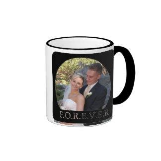 photo wedding mug