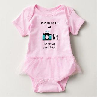 Photo With Baby Baby Bodysuit