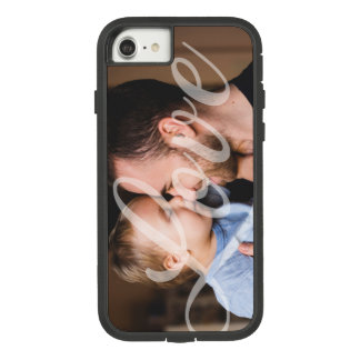 Photo with Love Word Case-Mate Tough Extreme iPhone 8/7 Case