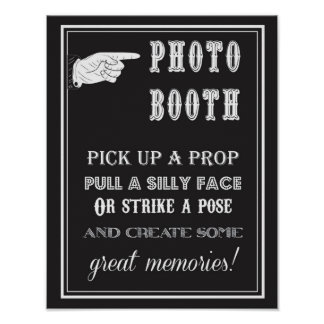 Photobooth - Vintage - Sign - Wedding - Party