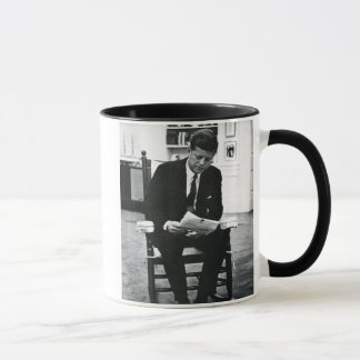 Photograph of John F. Kennedy 2 Mug