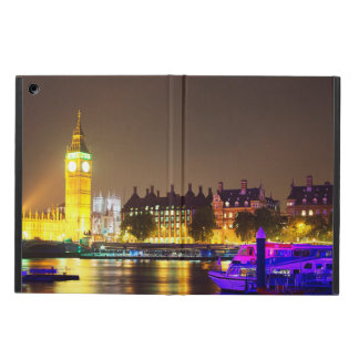 Photograph of London River and Big Ben iPad Air Case