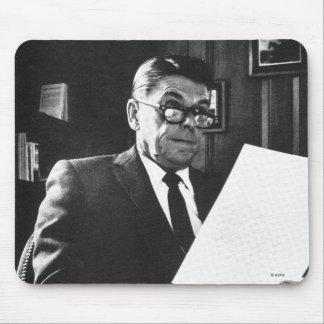 Photograph of Ronald Reagan Mouse Pad