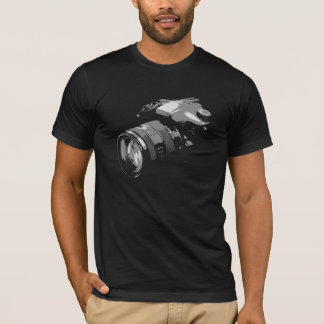 Photographer camera photography T-Shirt