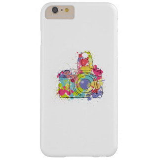 Photographer  colorful Photography Gift Barely There iPhone 6 Plus Case