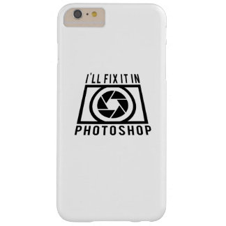 Photographer  Cool Gift Photography Barely There iPhone 6 Plus Case