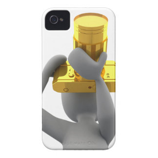 photographer golden camera iPhone 4 cover