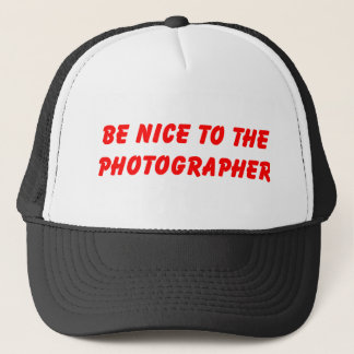 Photographer Hat