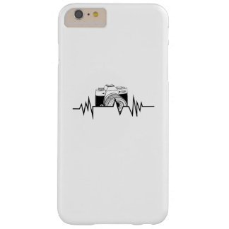 Photographer  HeartBeat Photography Cool Gift Barely There iPhone 6 Plus Case