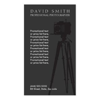 Photographer ı business card
