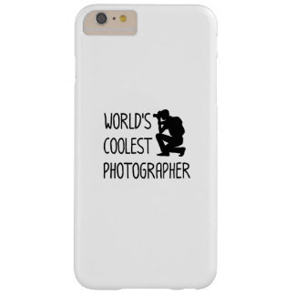 Photographer  Photography Cool Gift Barely There iPhone 6 Plus Case
