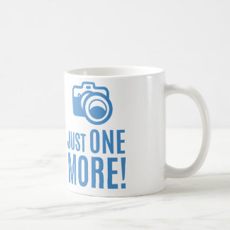 Photographer phrase just one more professional coffee mug
