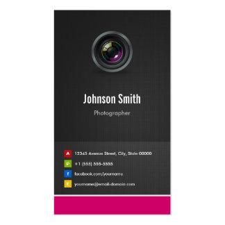 Photographer - Premium Creative Innovative Business Card