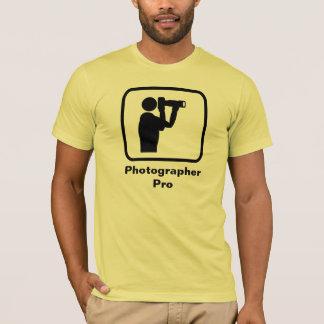 Photographer Pro T-Shirt