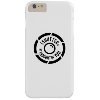 Photographer  Shutter Gift Photography Barely There iPhone 6 Plus Case
