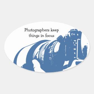 Photographer Stickers