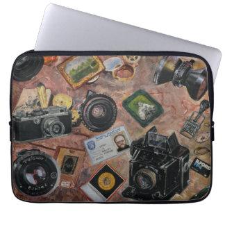 photographer table laptop sleeve