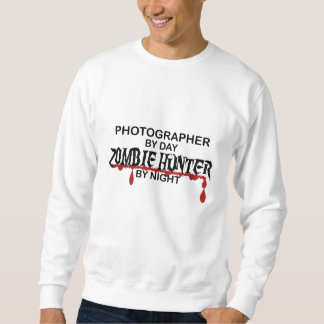 Photographer Zombie Hunter Sweatshirt