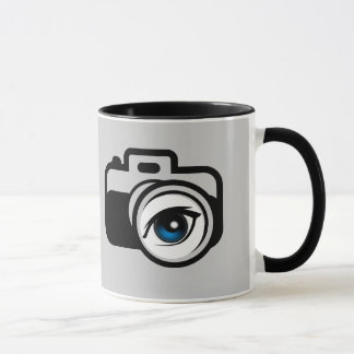 Photographers always keep things in focus mug
