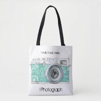 Photographers tote bag