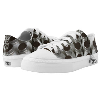 Photographic Fun Low-Top Sneakers