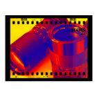 Photographic Lenses Postcard