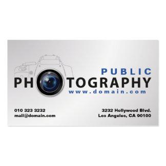 Photographie Carte De Visite Standard