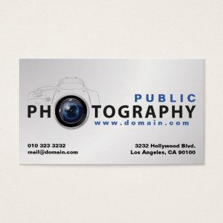 Photographie Cartes De Visite