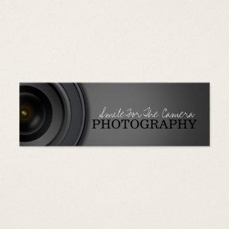 Photographie Mini Carte De Visite