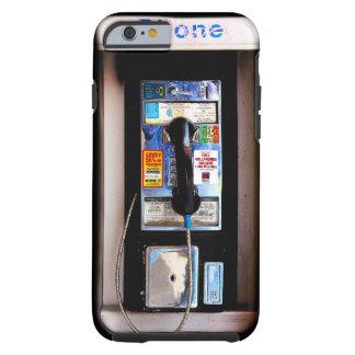 Photographie publique drôle de téléphone payant de coque iPhone 6 tough