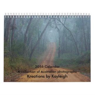 Photographs of Australia Calendars