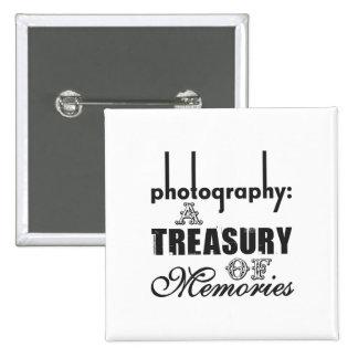 Photography A Treasury of Memories Pin