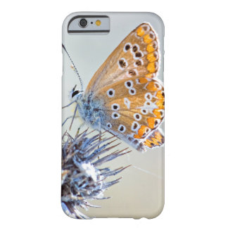 Photography butterfly putting in desert flower barely there iPhone 6 case